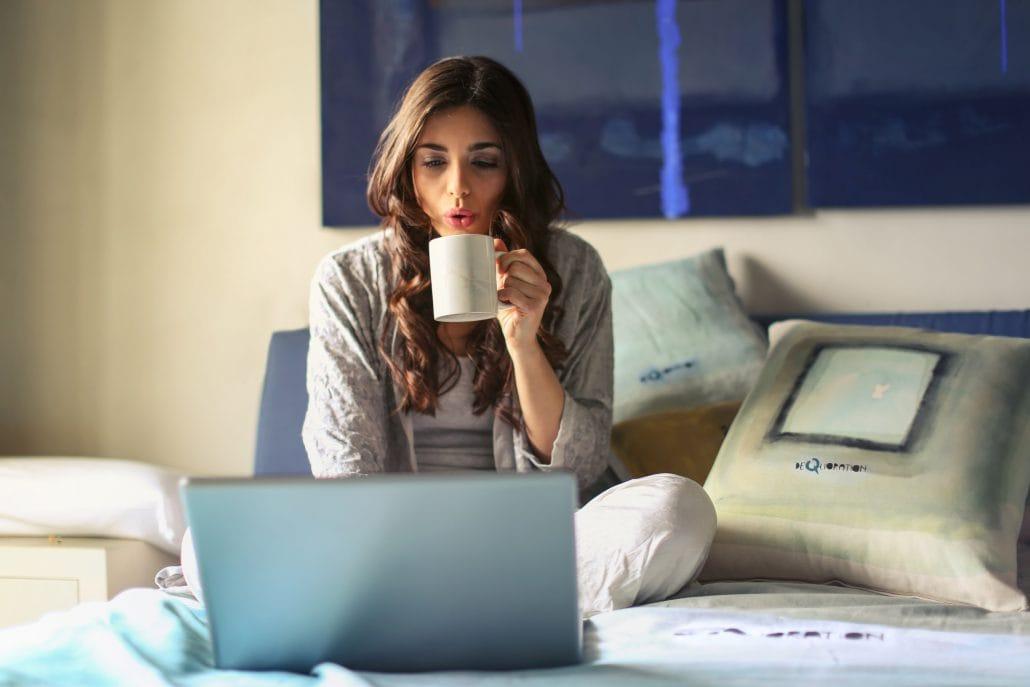Mit Onboarding im Home Office bindest Du auch Deine Außendienstler an Dein Unternehmen.