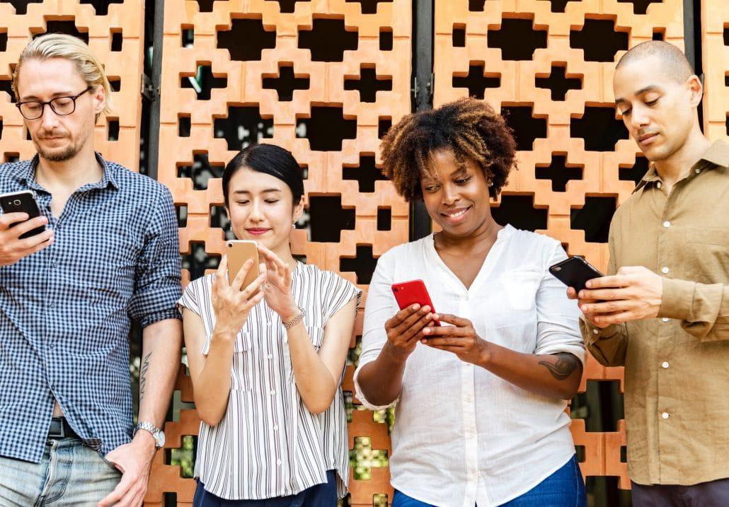Auch Social Learning ist einer der aktuellen elearning-Trends