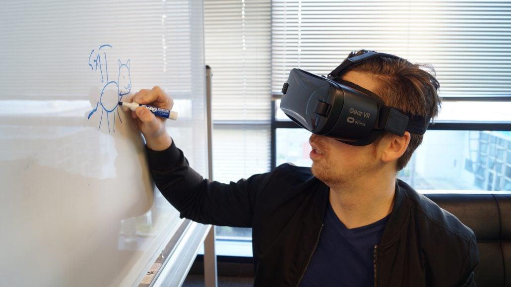 Virtual Reality ist einer von 8 eLearning-Trends.