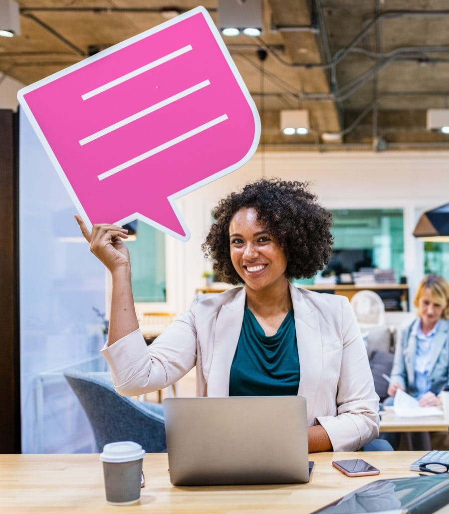 Remote-Mitarbeiter brauchen exzellente Kommunikation.