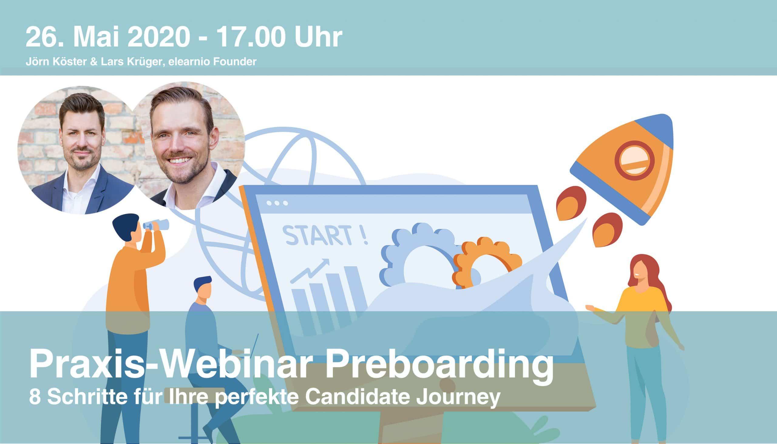 Preboarding-Webinar