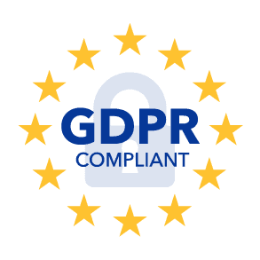 Icon for GDPR compliance
